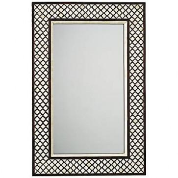 black and white bone inlay mirror. Black Bedroom Furniture Sets. Home Design Ideas