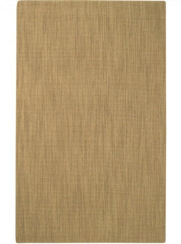 Spa Rug Soft Wool Sisal Gold