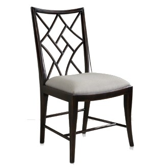 Abbie Cockpen Chinese Chippendale Dining Chair (NEW!)