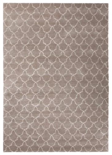 Plush Moroccan Tile Luxury Rug Flint Gray (CLEARANCE)