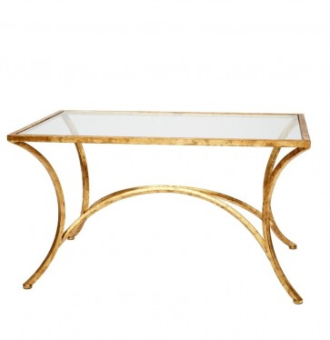 Colley Classic Glass Coffee Table