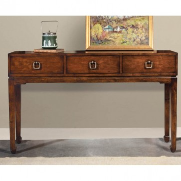 Regency Mandarin Console Table NEW!