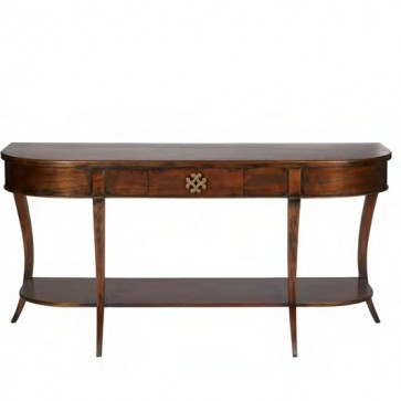 Abbott Mahogany Saber Sideboard Console Table