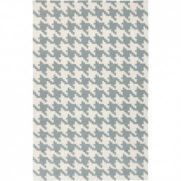 Houndstooth Rug Blue (limited)
