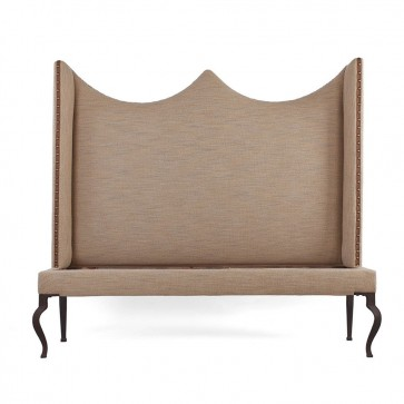 Reine Luxury Upholstered French Bed