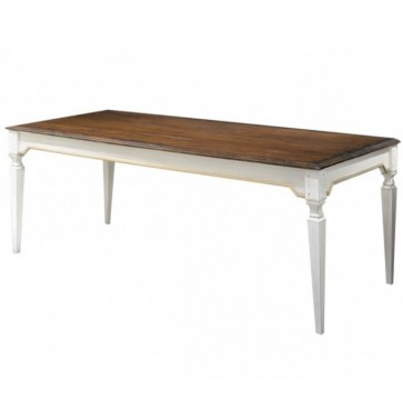 Josephine Provencal Dining Table (Custom Colors)