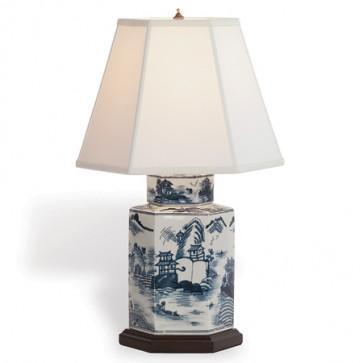 Cantonese Hexagon Lamp