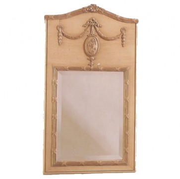 Trumeau Mirror Gold