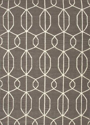 Naima Wool Grecian Grey Rug