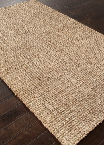 Natural Woven Chunky Jute Seagrass Rug Designer Classic