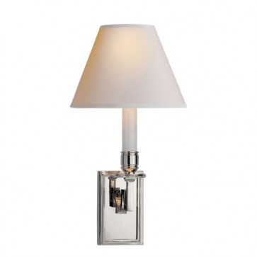 Classic Boston Library Sconce (Finish Options)
