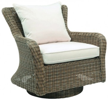 Sag Harbor Swivel Lounge Chair