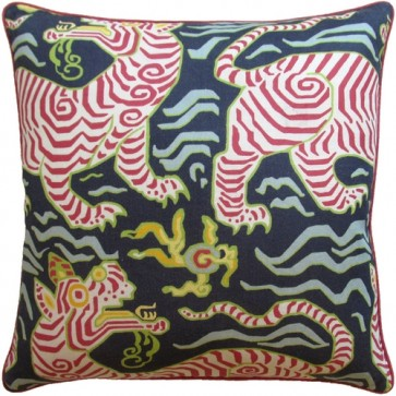 Tibet Navy Animal Custom Made Pillow