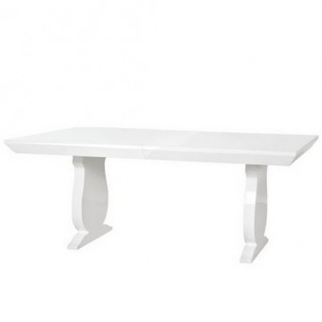Adaleine Extension Trestle Dining Table Colors