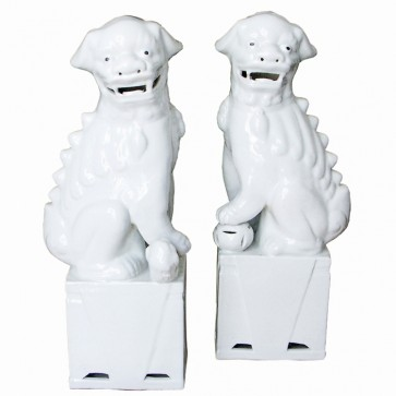 Pair of Foo Dog Bookends (COLORS)