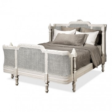 Sophia Luxury Corbeille Cane Bed