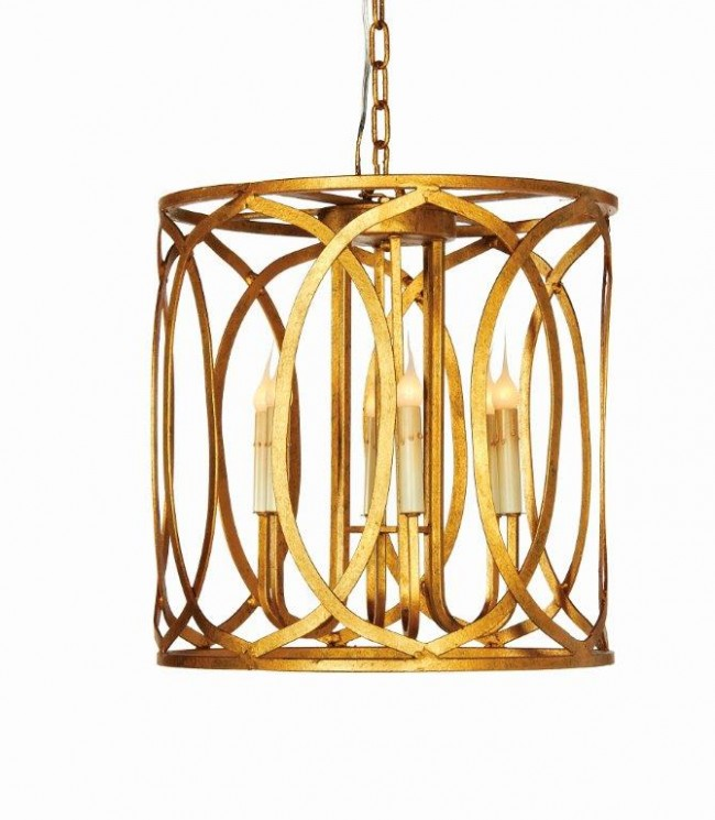 18 Single Gold Rustic New Modern Light Holders Classic Candles