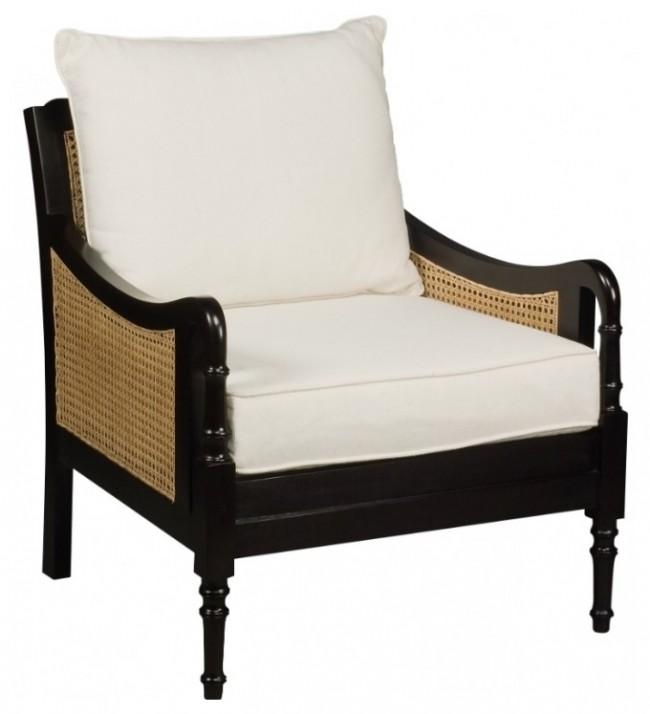 cane club chair