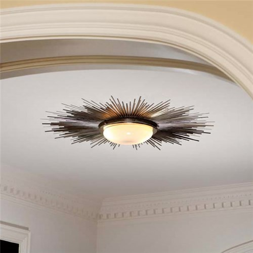 new styles 20e94 97b0b Sunburst Flushmount Light Fixture (Colors)