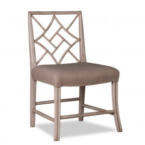 Cockpen Square Chinese Chippendale Dining Chair