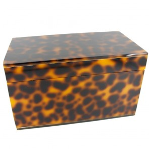 Faux Tortoise Shell Box NEW!