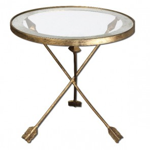 Arrow Directoire Drinks Table