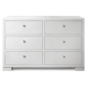 Bald Head Island X-Large Grasscloth Dresser