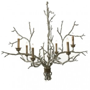 Large Luxury Garden Branch Chandelier (New)