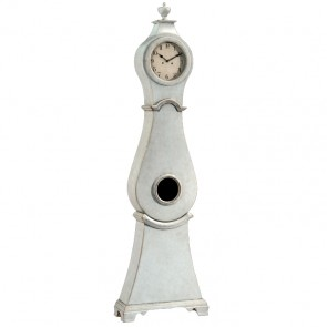 Swedish Mora Gustavian Grandfather Clock