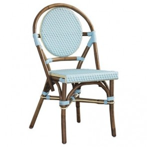 Paris Bistro All Weather Cafe Chair (Colors)