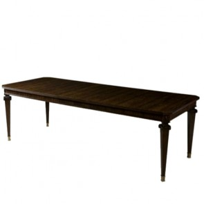 Brookville Luxury Expandable Dining Table (NEW!)