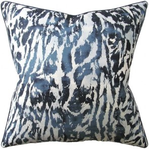 Catsburg Ikat Custom Made Pillow
