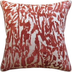 Catsburg Ikat Custom Made Pillow