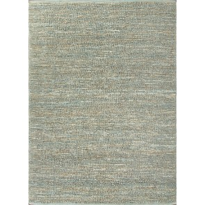Natural Woven Jute Calypso Rug Sea Blue (Colors) New