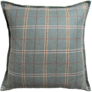 Tartan Crosby Plaid Wool Custom Made Pillow