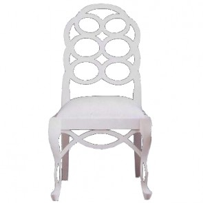 Frances Elkins Loop Dining Chair (CUSTOM COLOR LIMITED EDITION)