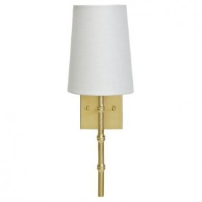 Molly Bamboo Sconce Gold