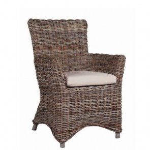 Kubu Savannah Dining Chair (Side and Arm)