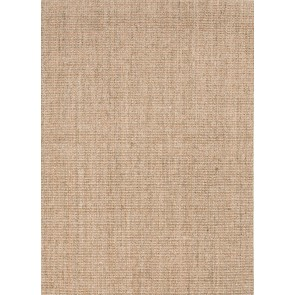 Natural Woven Tight Seagrass Style Rug (Classic Sand)