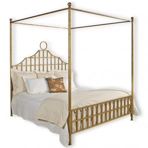 Palace Pagoda Bed Low and Canopy