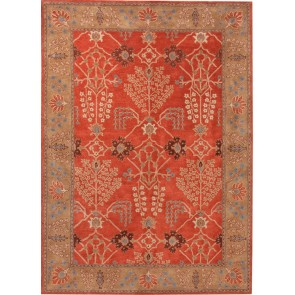 Hand Tufted Poeme Chambery Gold Rug (Extra Sizes)