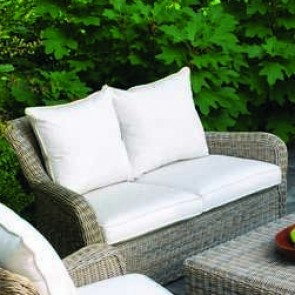 Sag Harbor Deep Seating Settee