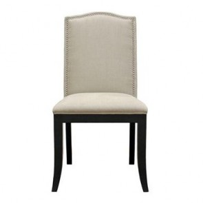 Charlotte Upholstered Dining Chair (COLORS)