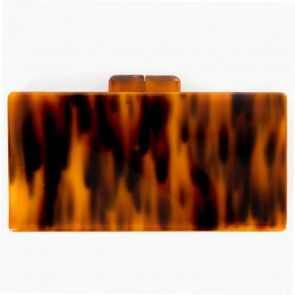 Tortoise Shell Clutch Bag
