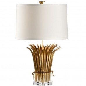 Demeter Gold Wheat Lamp