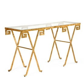 Gl Console Table Gold Zoom