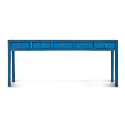 Top Mandarin Long Console Table OU52